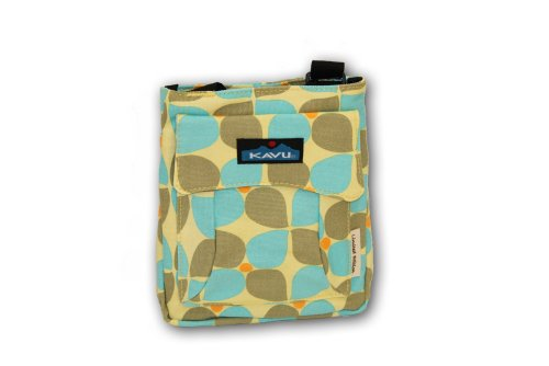 KAVU Mini Keeper Bag,Dawn Petals