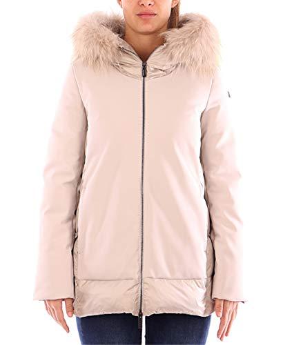 Rrd Winter Hybrid ZAR Lady Fur Giacche Donna Beige Chiaro 40