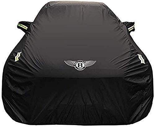 Ropa de Coche Funda para Coche Bentley Continental GT Funda para Coche Tela Oxford Gruesa Protecció