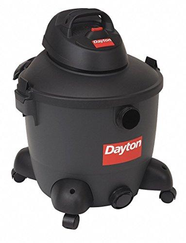 Best Deals! Dayton Wet/Dry Vacuum Cleaner, 18-1/2in.W, 120V