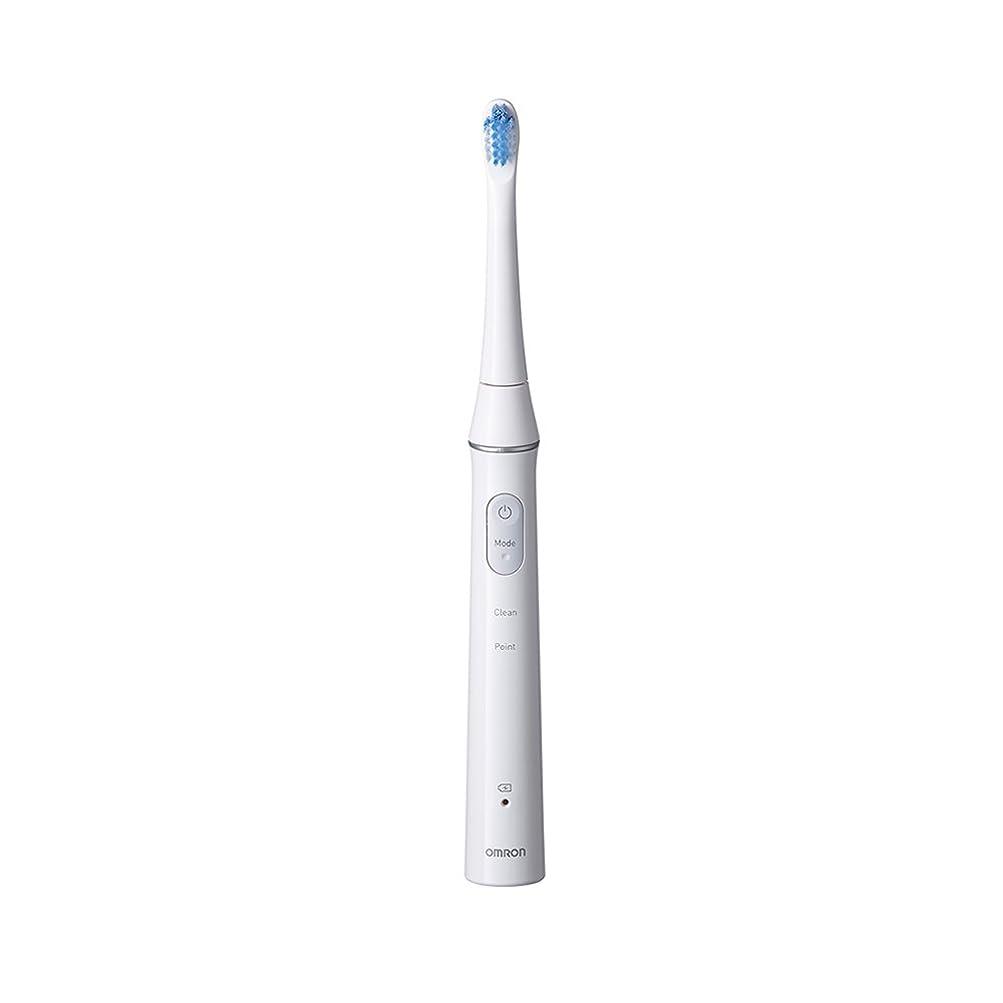 キャストマトリックス発行するオムロン 電動歯ブラシOMRON Mediclean(メディクリーン) 音波式 HT-B313-W