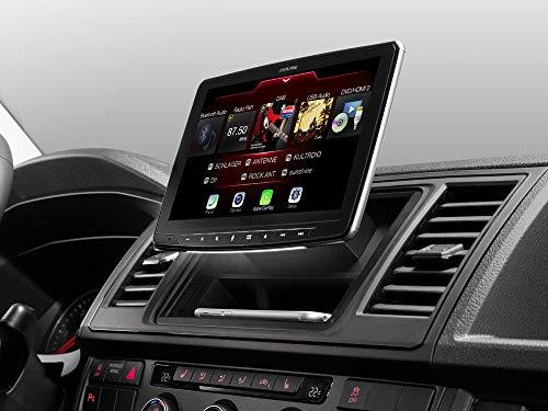 Alpine ILX-F903T6 Volkswagen T5/T6 Autoradio - Passendes Multimedia Radio für VW T5 und T6 - mit Apple CarPlay Android Auto Bluetooth