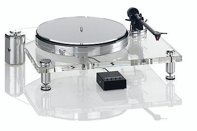 Acoustic Solid 111 Poliert Plattenspieler
