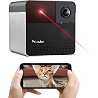 Petcube Play 2 Wi-Fi Pet Camera With Laser Toy