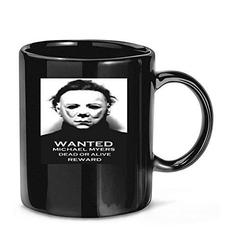 #Michael #Myers Halloween Dead or Alive #Michael #Myers Kaffeetasse Teetassen