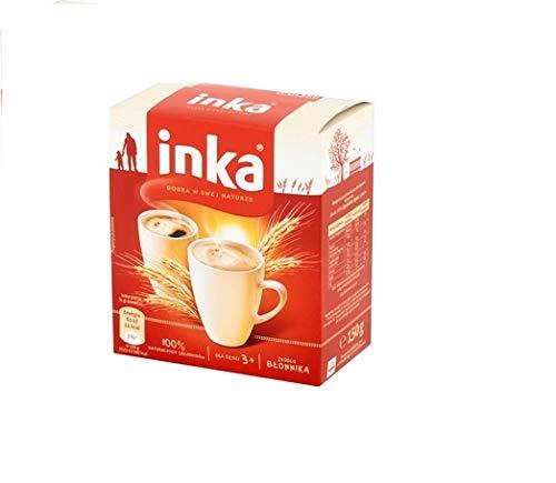 GroßhandelPL Polnisches Weizengetränk Inka Grana Heißgetränke 16er Pack (16x200g)