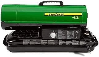 John Deere AC-75 Portable Kerosene Fired 75,000 BTU Heater AC-75