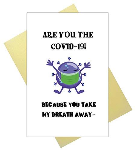 Lustige Valentinstagskarte für Sie und Ihn, lustige Geburtstagskarte für Männer und Frauen, freche Karte für Freund, Freundin, schmutzige Jahrestagskarte für Ehemann, Verlobte, Ehefrau