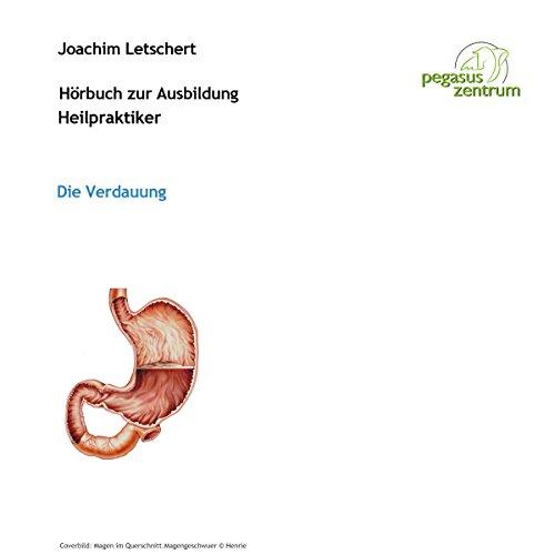 Hörbuch zur Ausbildung für Heilpraktiker: Das Verdauungssystem Titelbild