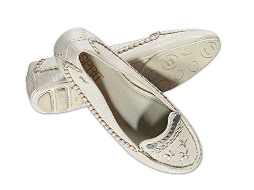 ESPRIT GINEVRA Loafer Damenmokassin D10405 beige 36