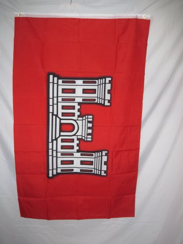 Army Corps of Engineers Vessel Flag 3 X 5 Feet New