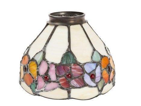 TIFFANY Ersatzglas für Lampen und Lampen, aus Eisen und Messing