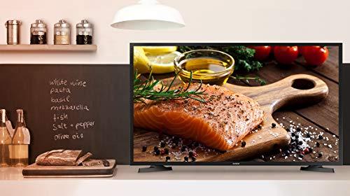 "Samsung UE40N5300AK, Smart TV Serie N5300 de 40"" con Resolución Full HD, Mega Contast, PurColor, Micro Dimming Pro, Apps en Exclusiva, Ethernet, Negro miniatura"