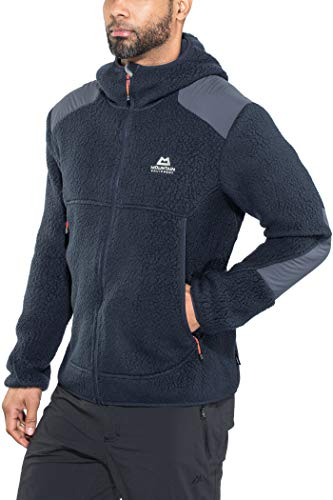 Mountain Equipment Moreno Hooded Jacket Men Größe L Cosmos/Blue Nights