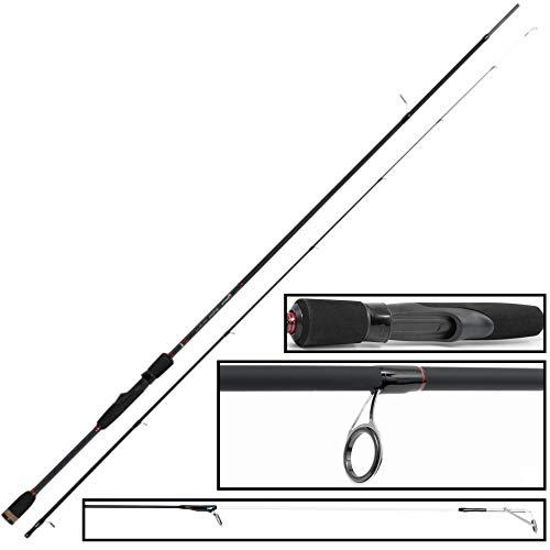 Fox Rage Warrior Dropshot Rod 210-4 - 17 gram