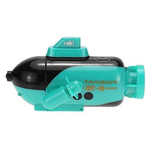 Adultos de agua de juguete Mini 4 canales de radio submarino de...