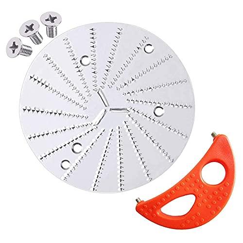 Didad Ersatz Klinge mit Crescent Werkzeug, Kompatibel mit Jack Lalanne Power Juicer, Entsafter Ersatz Teile