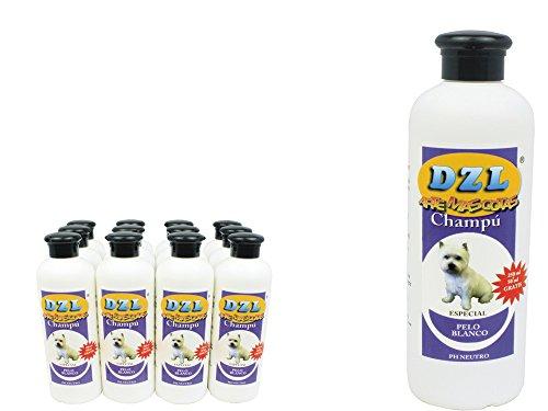 PetNatura Champú Pelo Blanco 750 ml. para Perros y Gatos