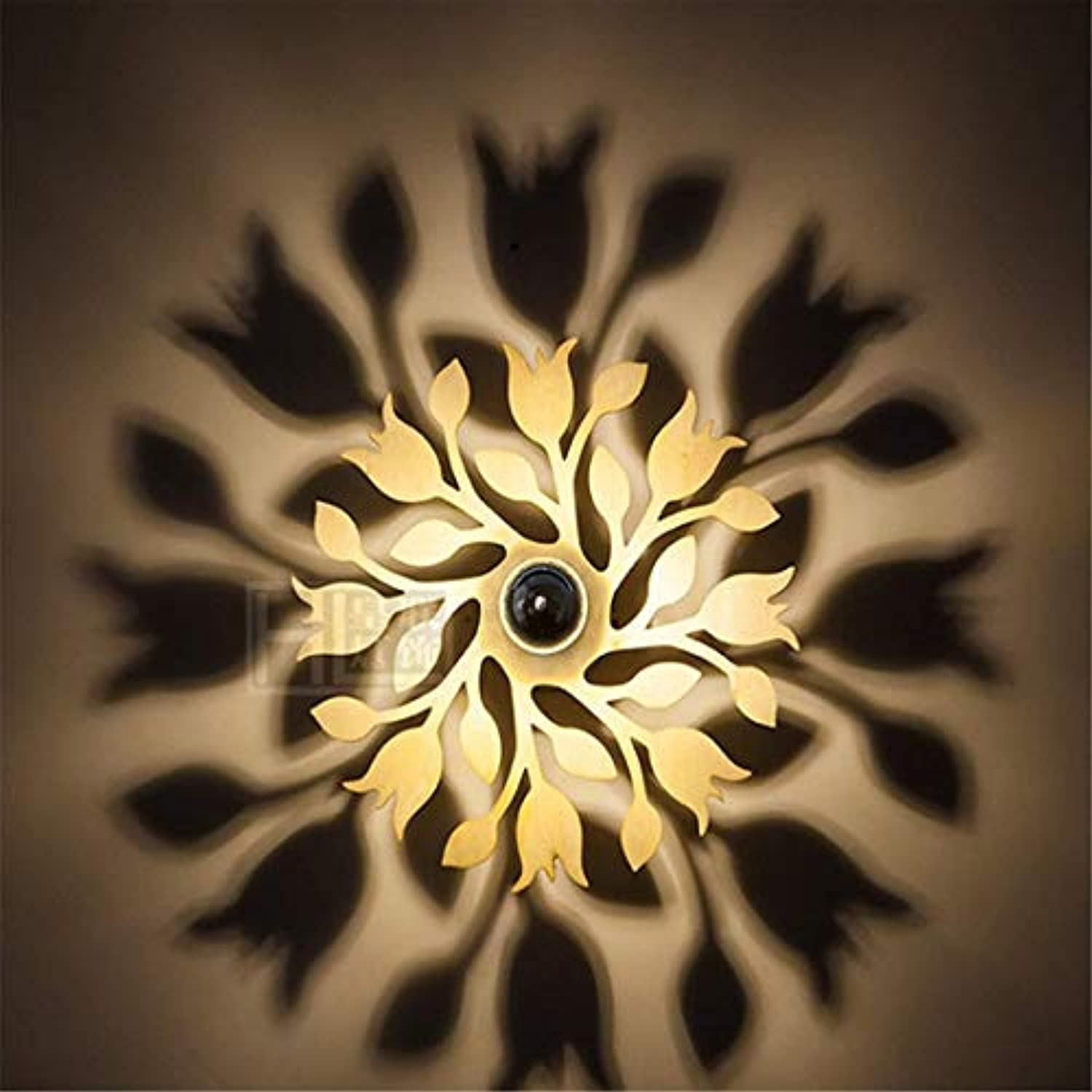 Lichtwall Sconce Wall Lights Bedside Lamp Nordic Living Room Wall Lamp Modern Simple Creative Personality Aisle Wall Lamp Bedroom Wooden Wall 30Cm Led Wall Lamp [Energy Class A++]