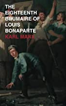 Best the eighteenth brumaire of louis bonaparte Reviews
