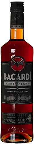 Bacardi Carta Negra Rum (1 x 0.7 l)