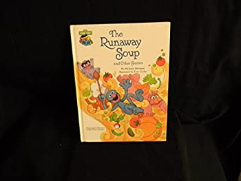 The runaway soup and other stories (CTW Sesame Street silly stories) - Book  of the Sesame Street Book Club