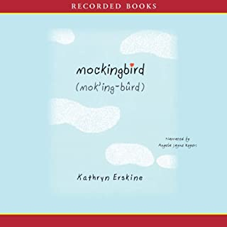 Mockingbird audiobook cover art