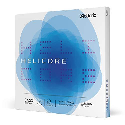 D'Addario / Helicore Pizzicato コントラバス弦セット