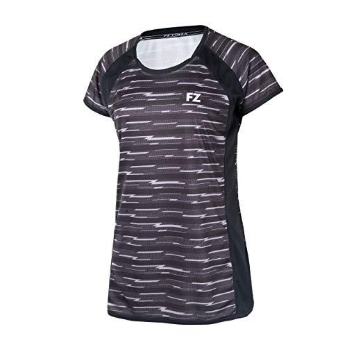 FORZA Taki Women Shirt, schwarz - Schwarz, M