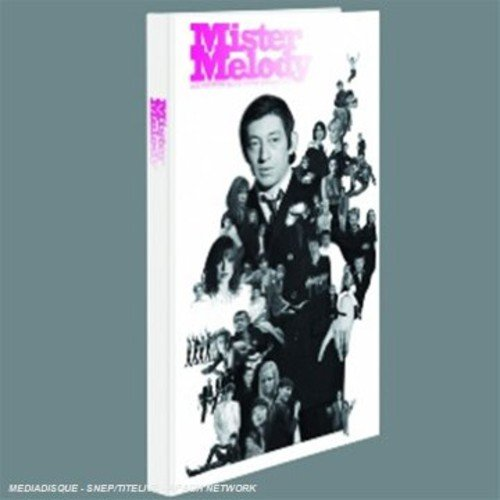 Mister Melody : Les Interprètes de Serge Gainsbourg (Coffret Long Box 4 CD)