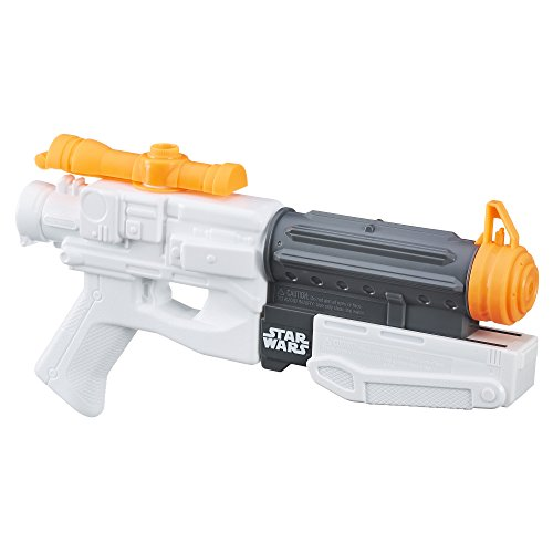 Hasbro Super Soaker - Star Wars E7 First Order Stormtrooper Blaster, Wasserpistole