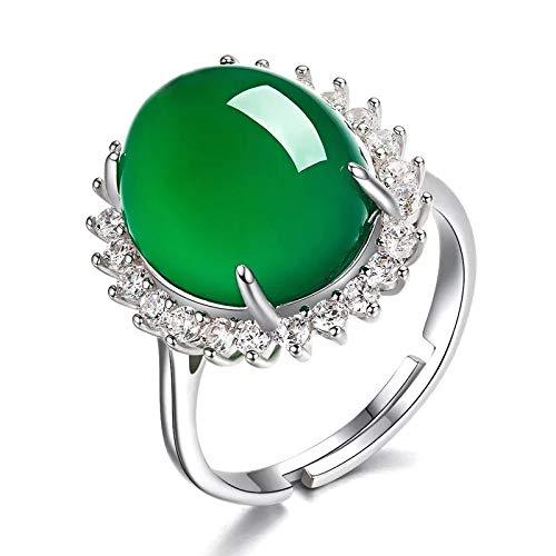 Anillo Verde  marca YIDIAN