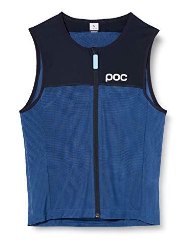 POC VPD Air Vest Jr Rücken Protektor, Cubane Blue, Medium