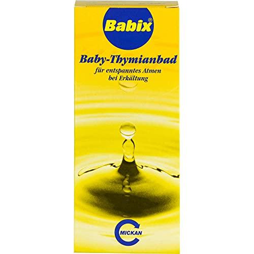 Babix Baby-Thymianbad für entspanntes Atmen, 125 ml Lösung