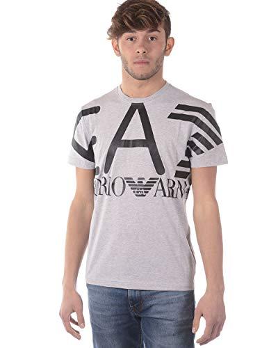 Emporio Armani EA7 - Herren-T-Shirt 3ZPT39PJ30Z GRAU L