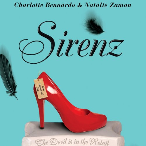 Sirenz audiobook cover art