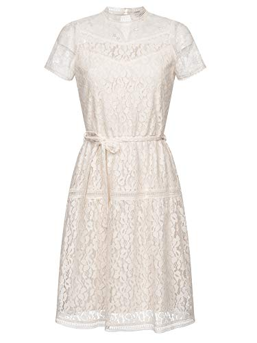 Vive Maria Dis Oui Dress Cream, Größe:S