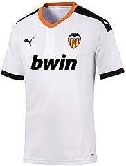 Camiseta Valencia CF 1ª Equipación 2019/2020 Manga Corta para Hombre