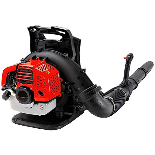 ZWYSL 2-Stroke Backpack Blower, 51.7cc Gasoline Leaf Blower for Lawn Care, Cordless Variable Speed Leaf Blower