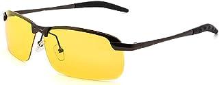 Anti-Glare Night Driving HD Vision Polarized Glasses Fashion Sunglasses for Men Women