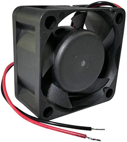 AERZETIX - Ventilador Axial de Refrigeración - para Caja de Ordenador PC - Vapo - Termoplástico - 24V DC - 40x40x20mm - 18.25m3/h - 8000rpm - 0.039A - 0.94W - 27.5dBA - C46966