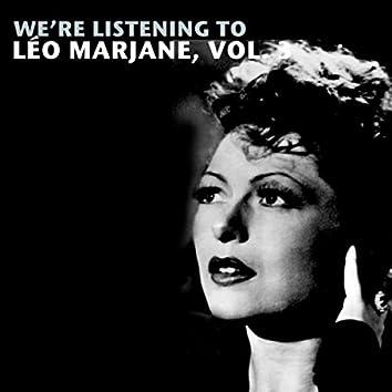 We're Listening To Léo Marjane, Vol. 3