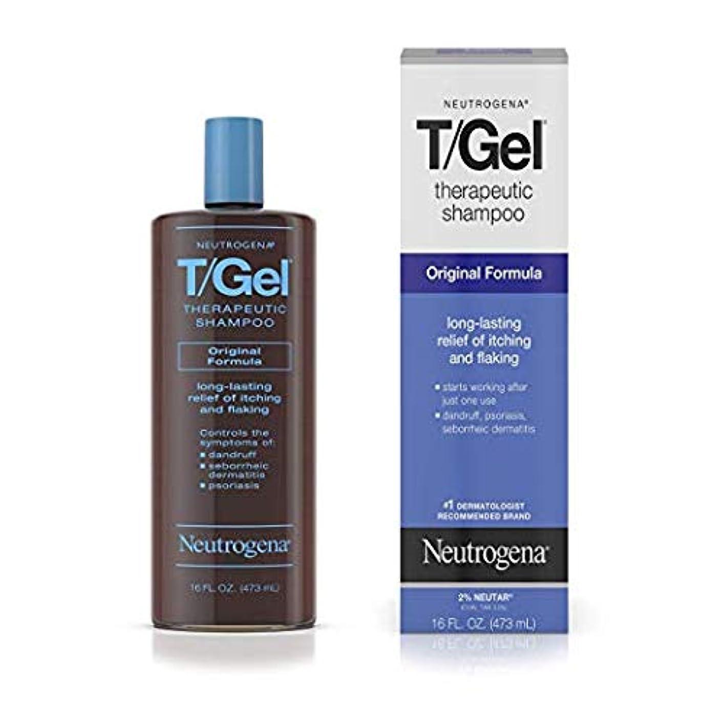 詩人回転別れるNeutrogena T/Gel Therapeutic Shampoo Original Formula [並行輸入品]