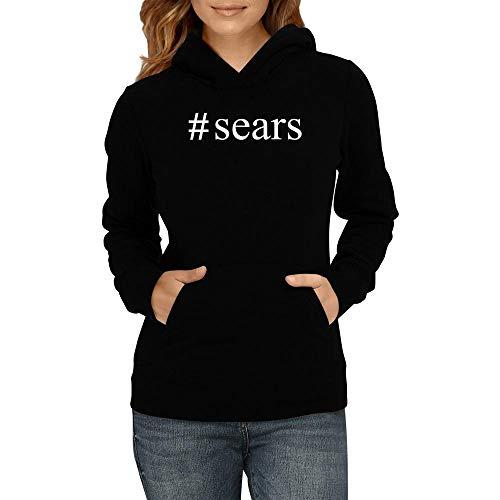 Idakoos #Sears Hashtag Sudadera con Capucha para Mujer