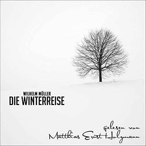 Die Winterreise. Gedichte cover art