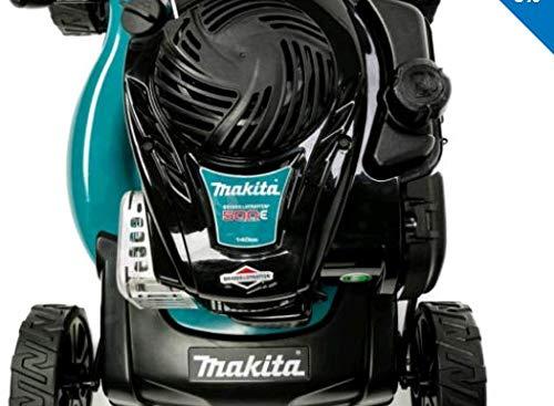 Makita Benzin-Rasenmäher, 41 cm, PLM4120N