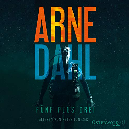 Fünf plus drei audiobook cover art