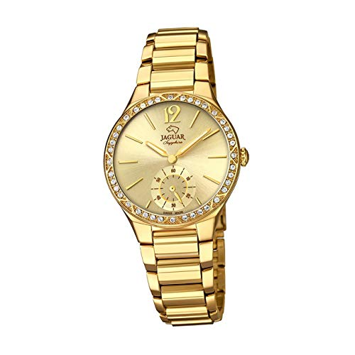 Jaguar Cosmopolitan J818/2 Reloj de Pulsera para mujeres