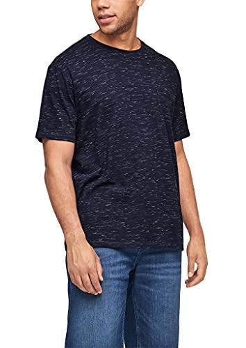 s.Oliver Big Size Herren 131.10.106.12.130.2101784 T-Shirt, 56W0, 5XL