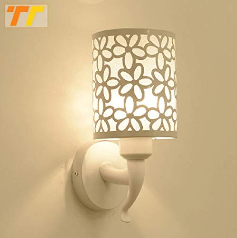 LIUJINHAI Wandleuchte innen Schlafzimmer einfachen Stil Wandleuchte Wandleuchte Wandleuchte bettwsche Lampe Luminaria kreative treppe Wohnzimmer Lampe